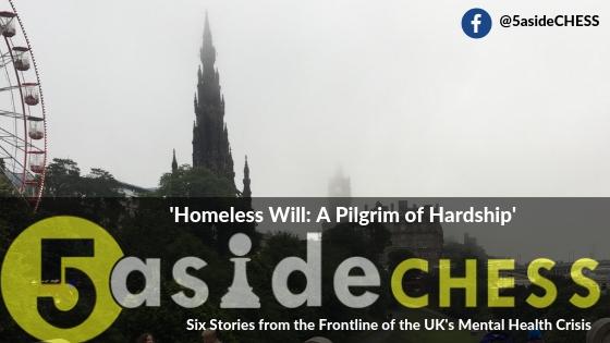 homelessness pilgrims 5asidechess