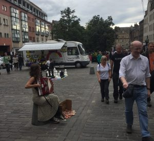 Edinburgh fringe mental health