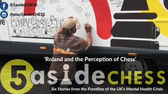 Roland and the Perception of Chess