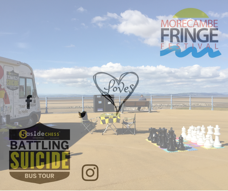 5asidechess Loves Morecambe Fringe