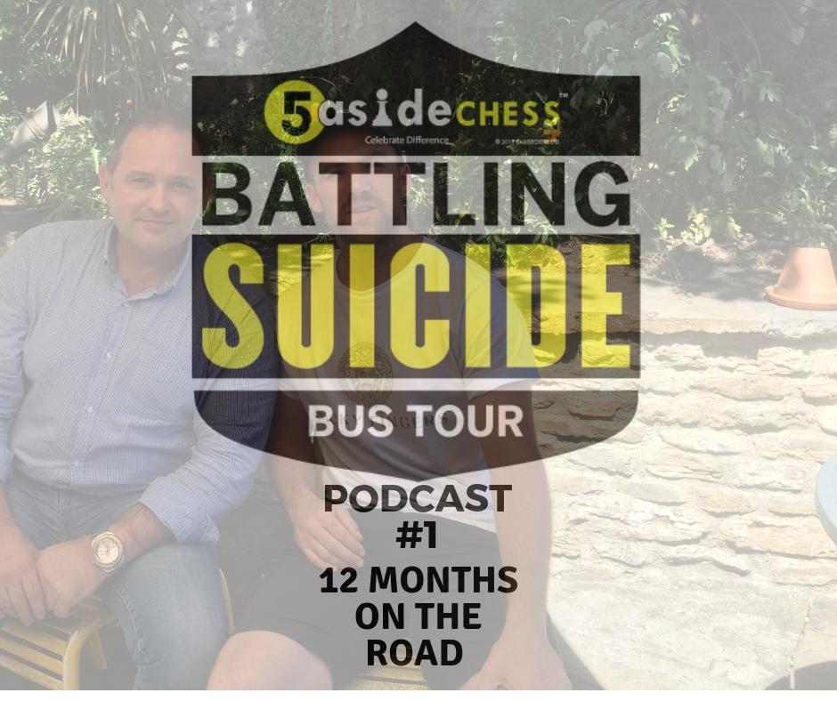 Battling suicide podcast episode 1