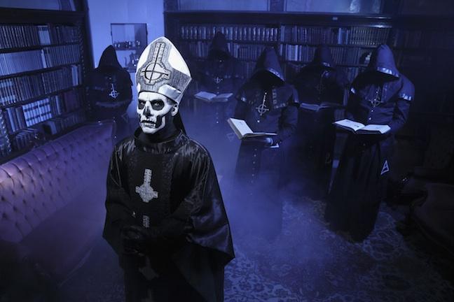 Is it Satan or is it a ghost?