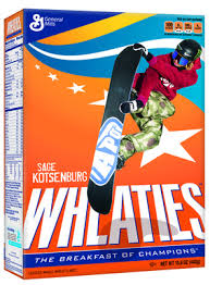 Wheaties for life