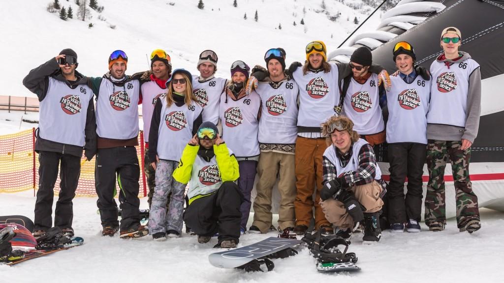 Team Vans. Photo: Beckna