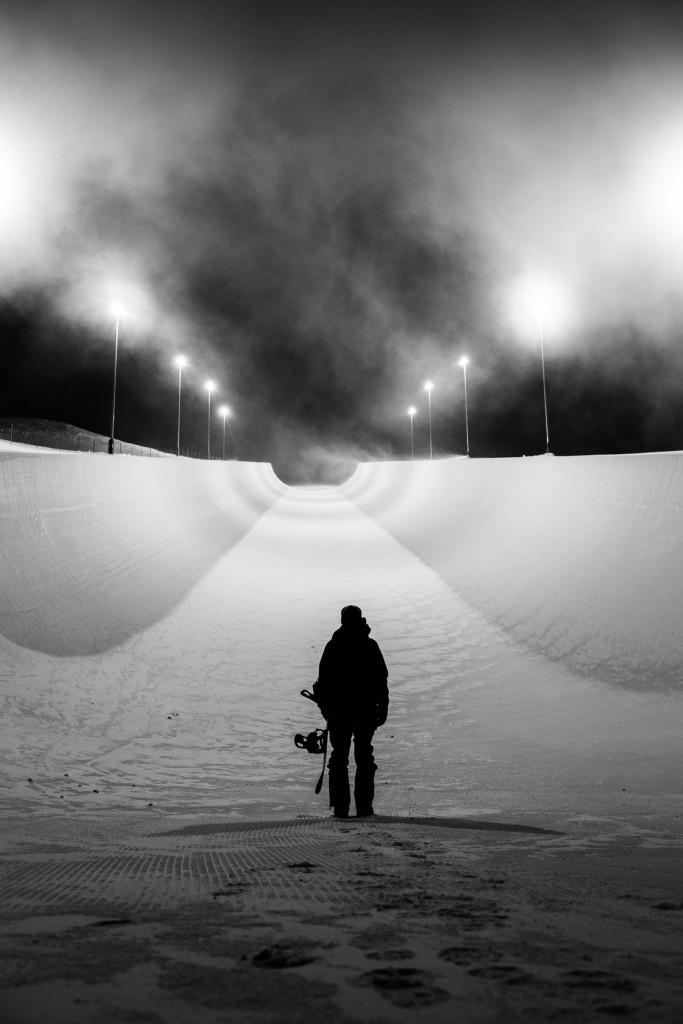 Nightime shooting Photo: Mariell Vikkisk