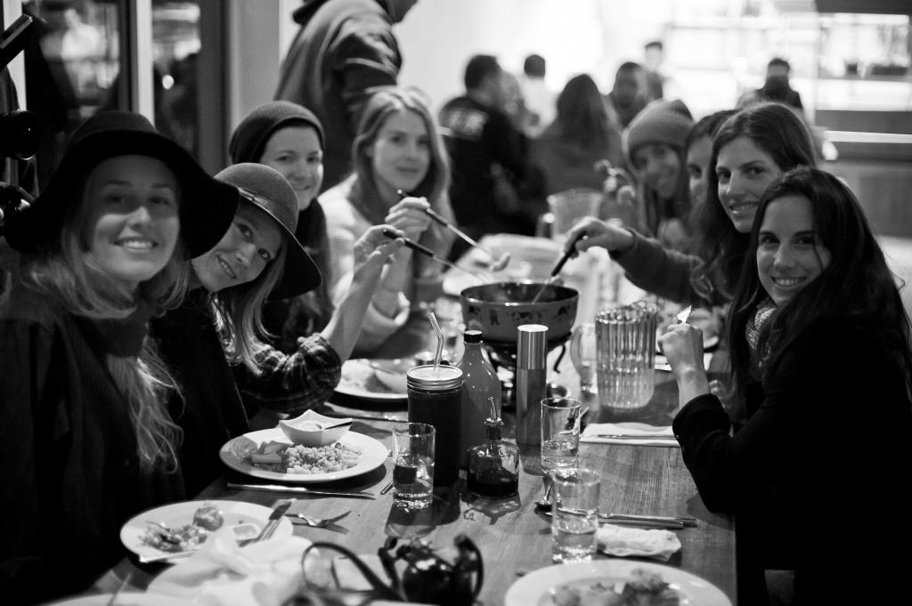 girls gone wild Photo: Aaron Schwartz