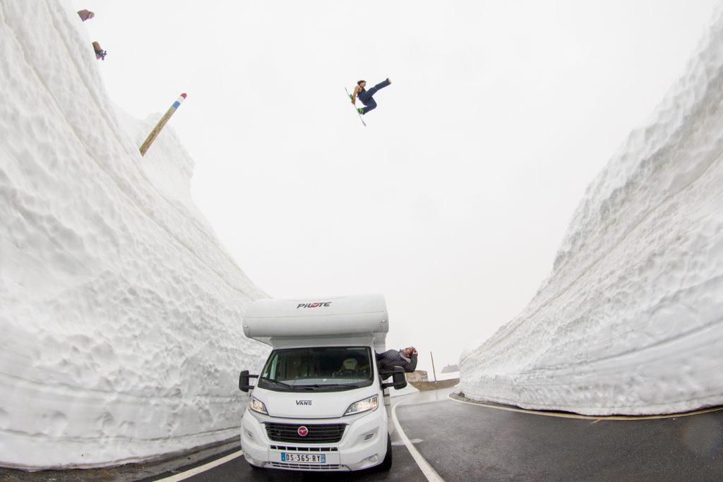 Risky Road Gap