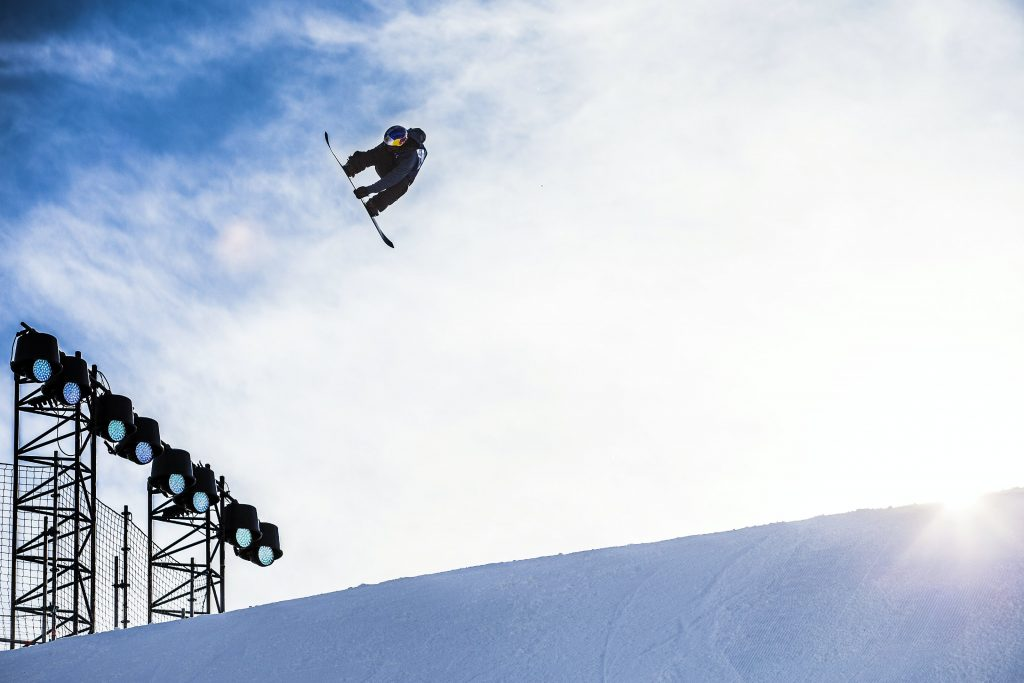Taking 3rd at Oslo X Games Photo: Red Bull