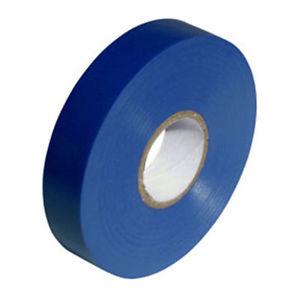 Blue PVC tape