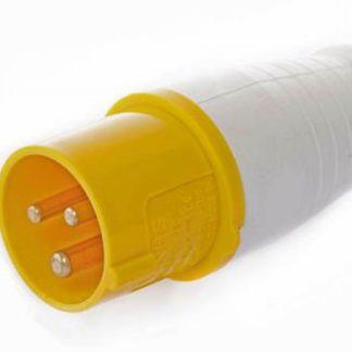 110V yellow plug