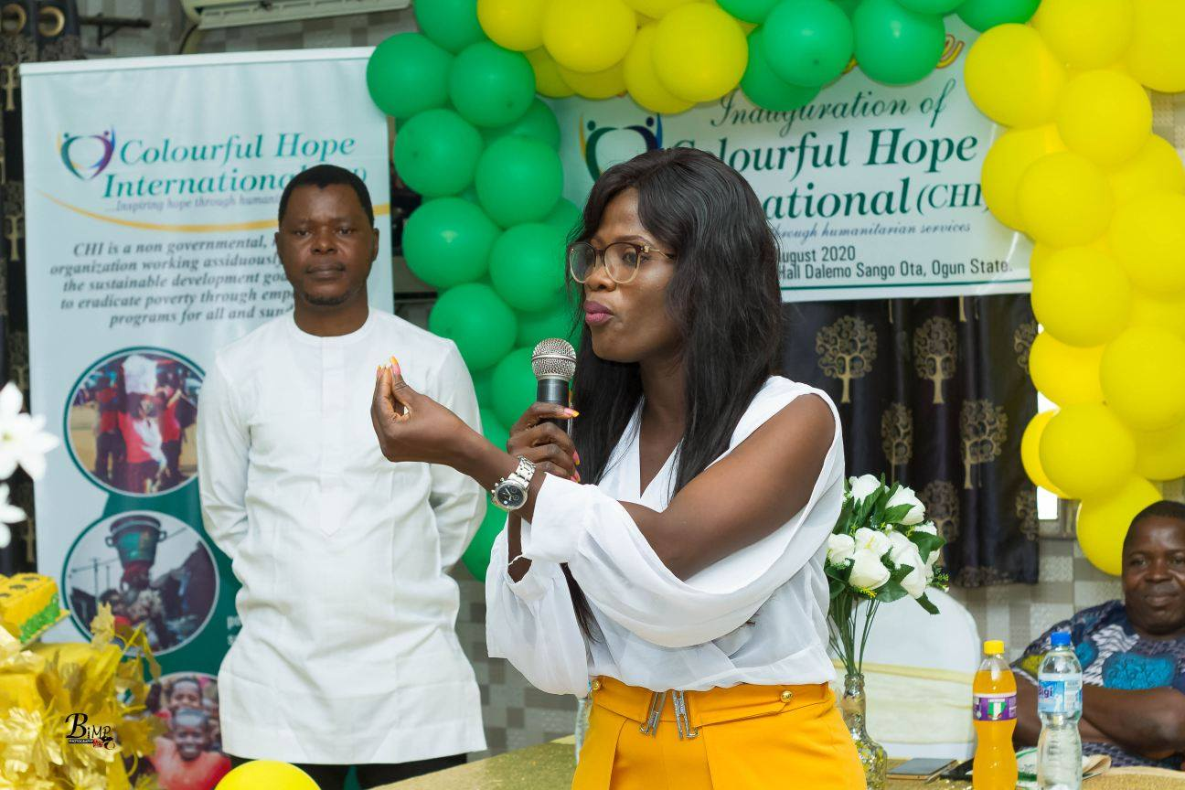 The Grand inauguration of Colourful Hope International(CHI)