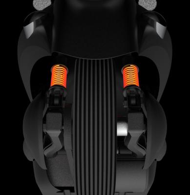Adjustable Front Suspension