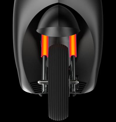 Adjustable Rear Suspension