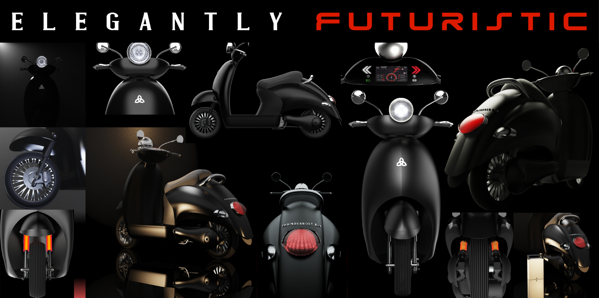 Elegantly Futuristic