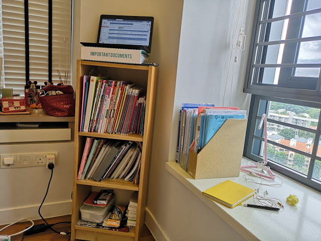 Standing Workplace at Home