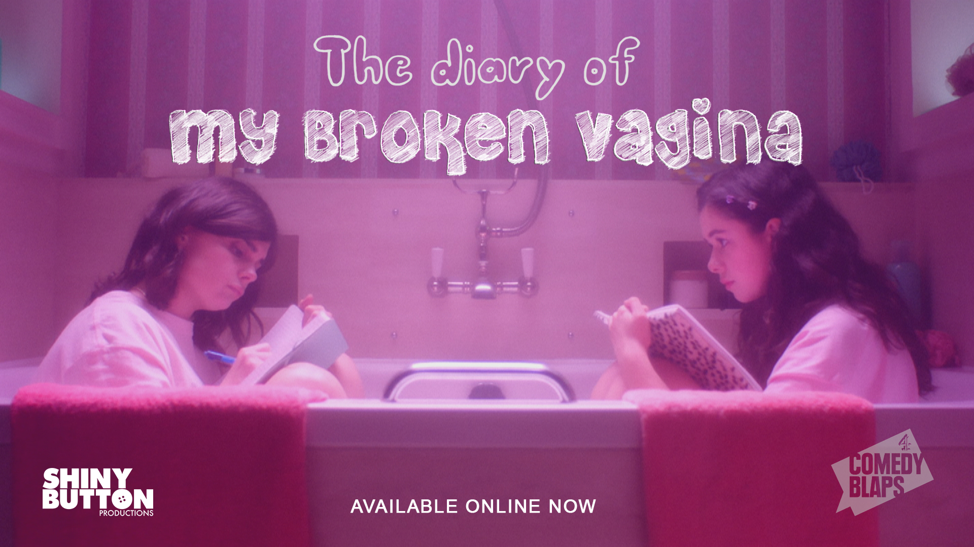 Diary of My Broken Vagina