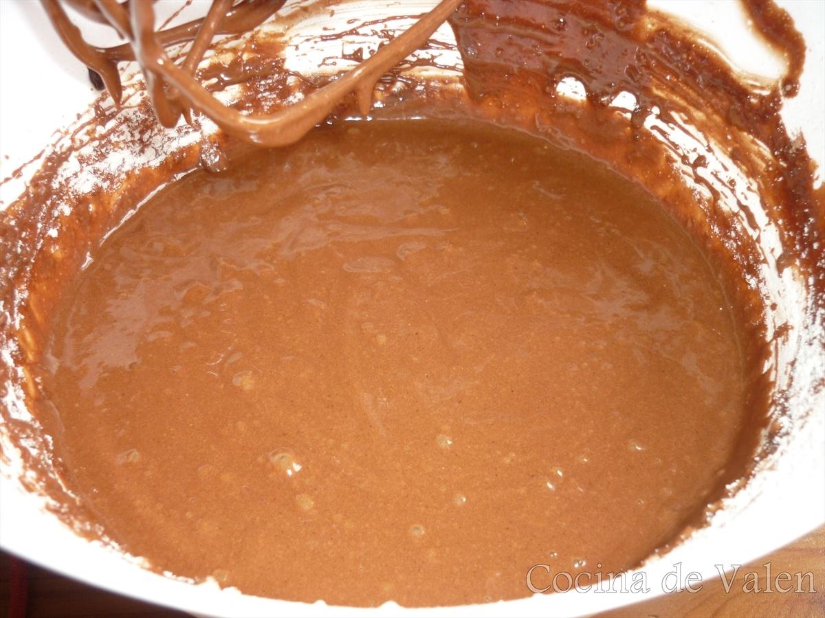 Tarta Húmeda de Chocolate - Cocina de Valen