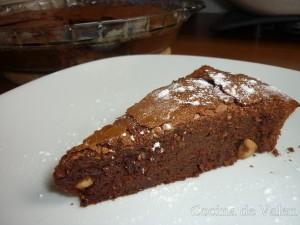 Torta Húmeda de Chocolate - Cocina de Valen