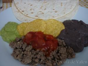 Comida Mexicana - Cocina de Valen