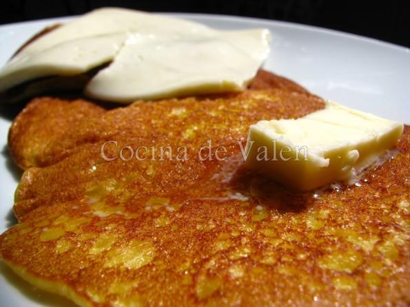 Cachapas venezolanas - Cocina de Valen