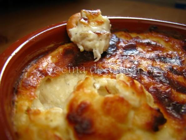 Dip de Queso gratinado - Cocina de Valen