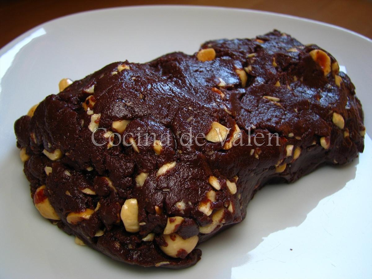 Cookie Brownie - Cocina de Valen