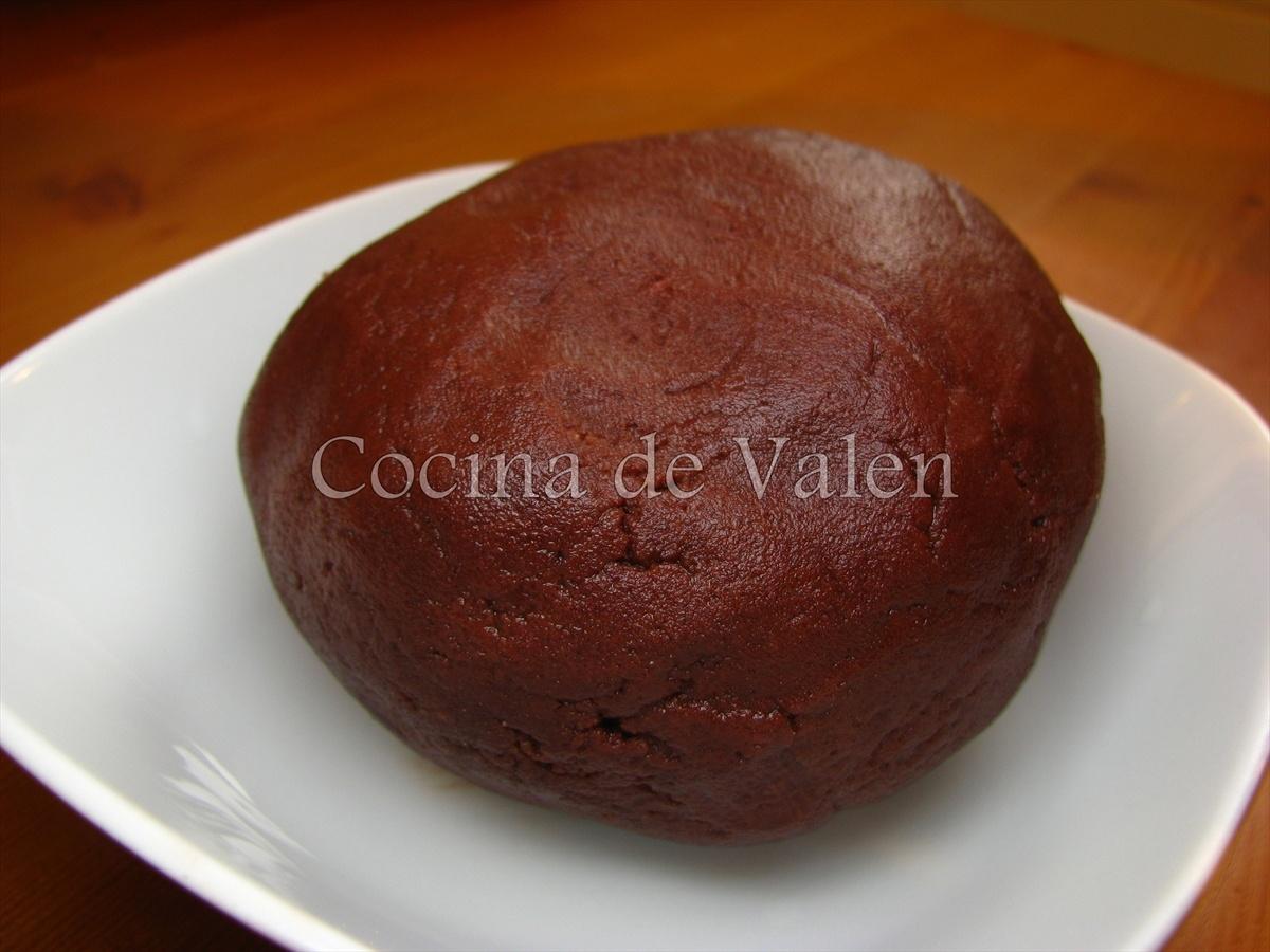 Galletas de Chocolate estilo Baiochi rellenas de nocilla - Cocina de Valen