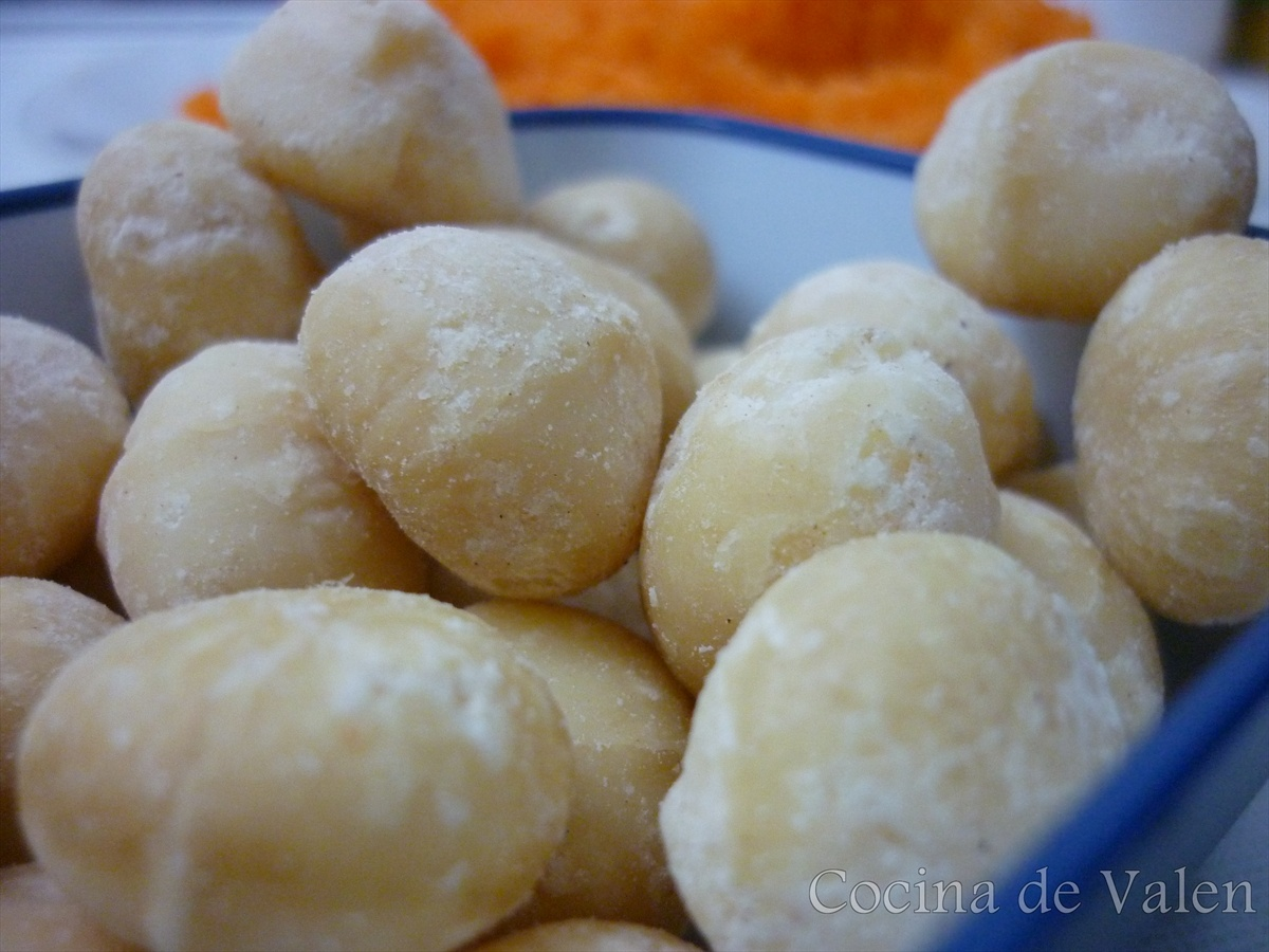 Plum Cake de Zanahoria y Nueces de Macadamia - Cocina de Valen