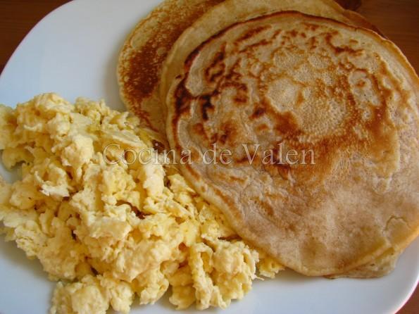 Panquecas - Cocina de Valen