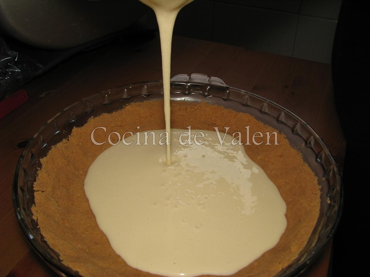 New York Cheese Cake - Cocina de Valen
