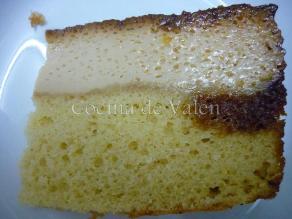 Cómo se hace una torta quesillo - Cocina de Valen