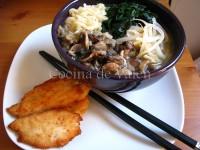 Ramen - Cocina de Valen