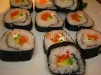 Sushi - Cocina de Valen