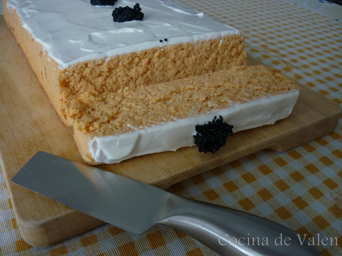 Pastel de Merluza - Cocina de Valen