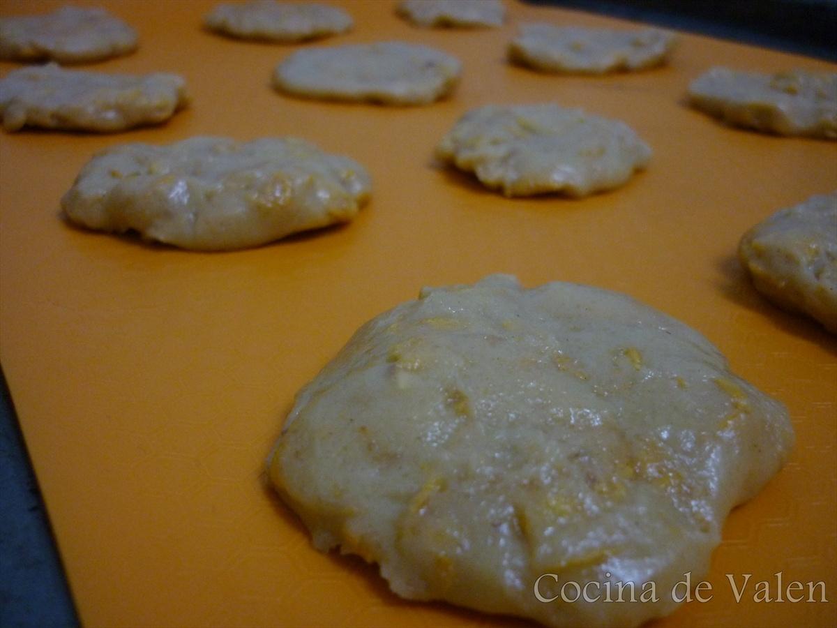 Galletas de Corn Flakes - Cocina de Valen