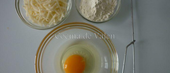 Tortitas de Espinaca