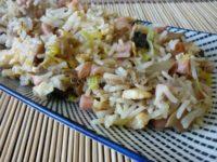 Arroz estilo tres delicias - Cocina de Valen
