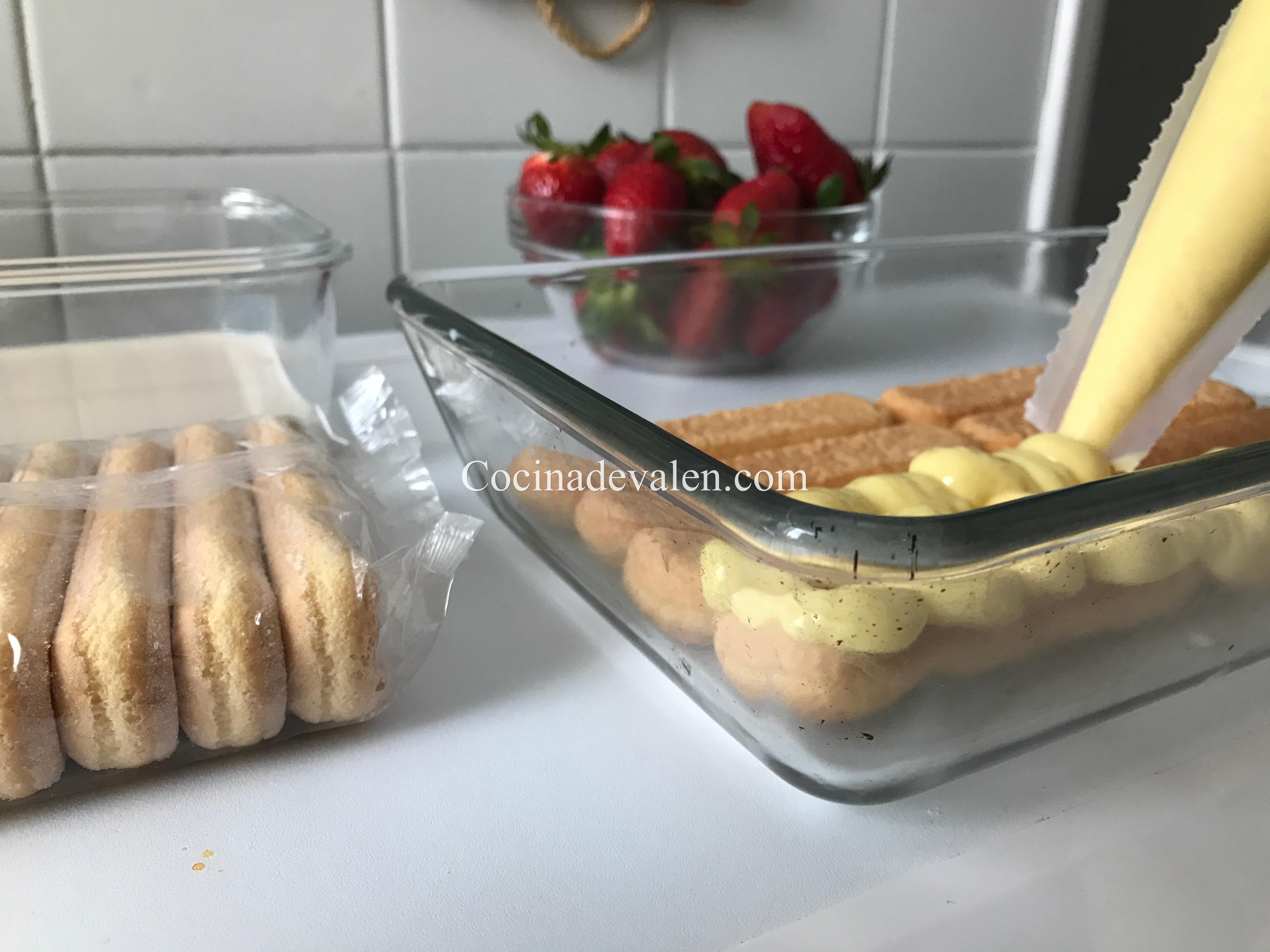 Fresier - Cocina de Valen