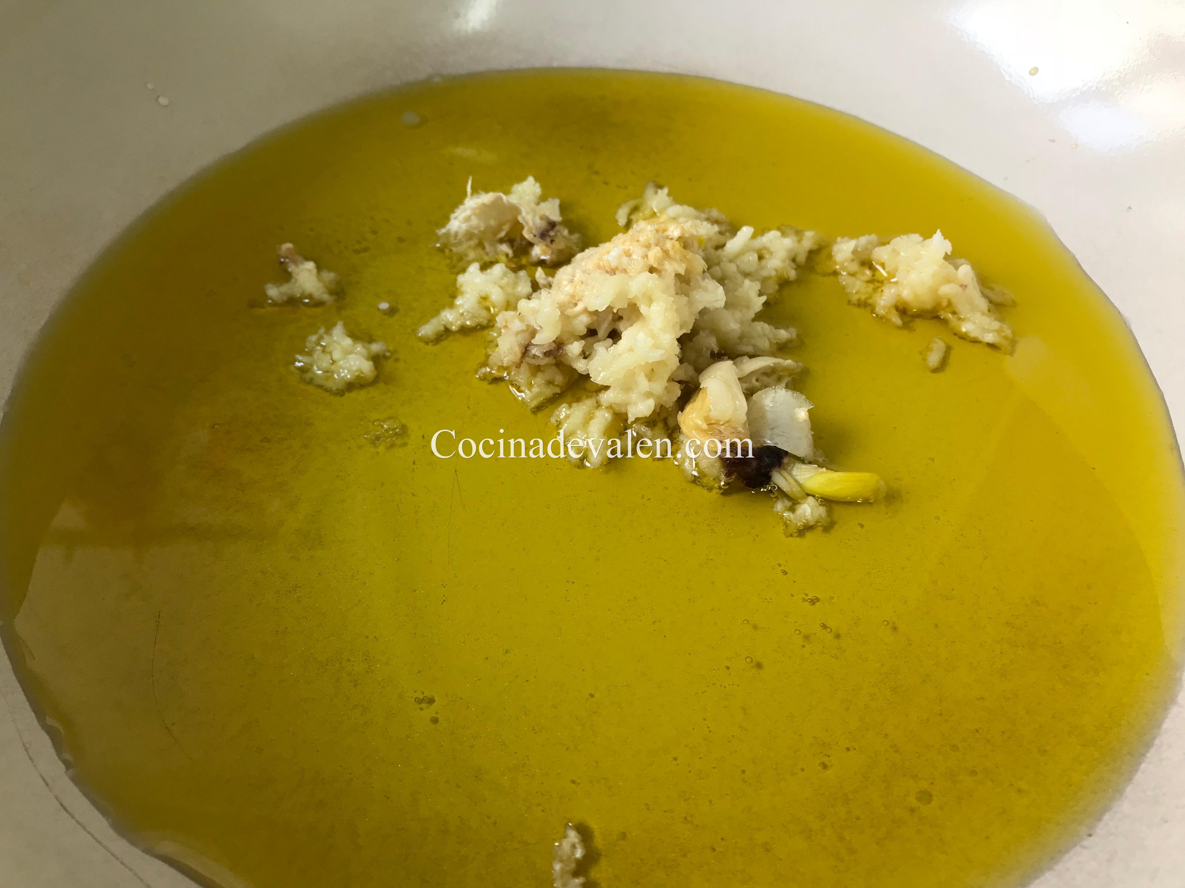 Salsa Putanesca - Cocina de Valen
