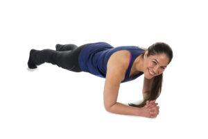 Pilates Plank