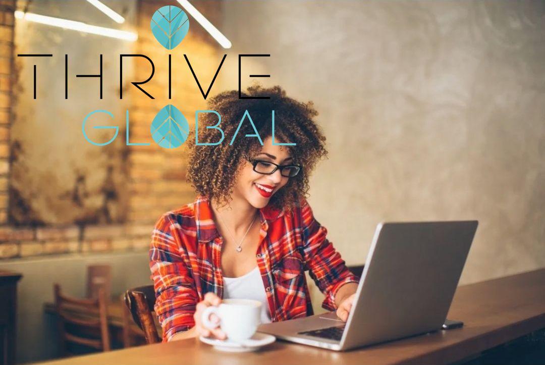 Thrive Global - Work balance