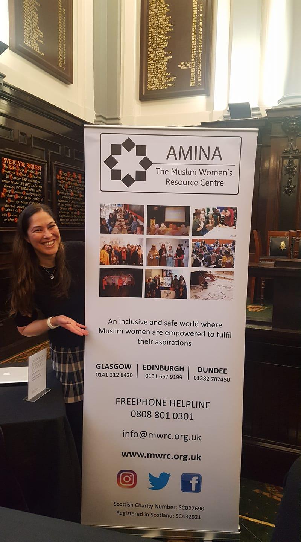 Amina Talk
