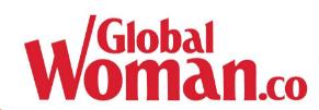 Global woman.co logo