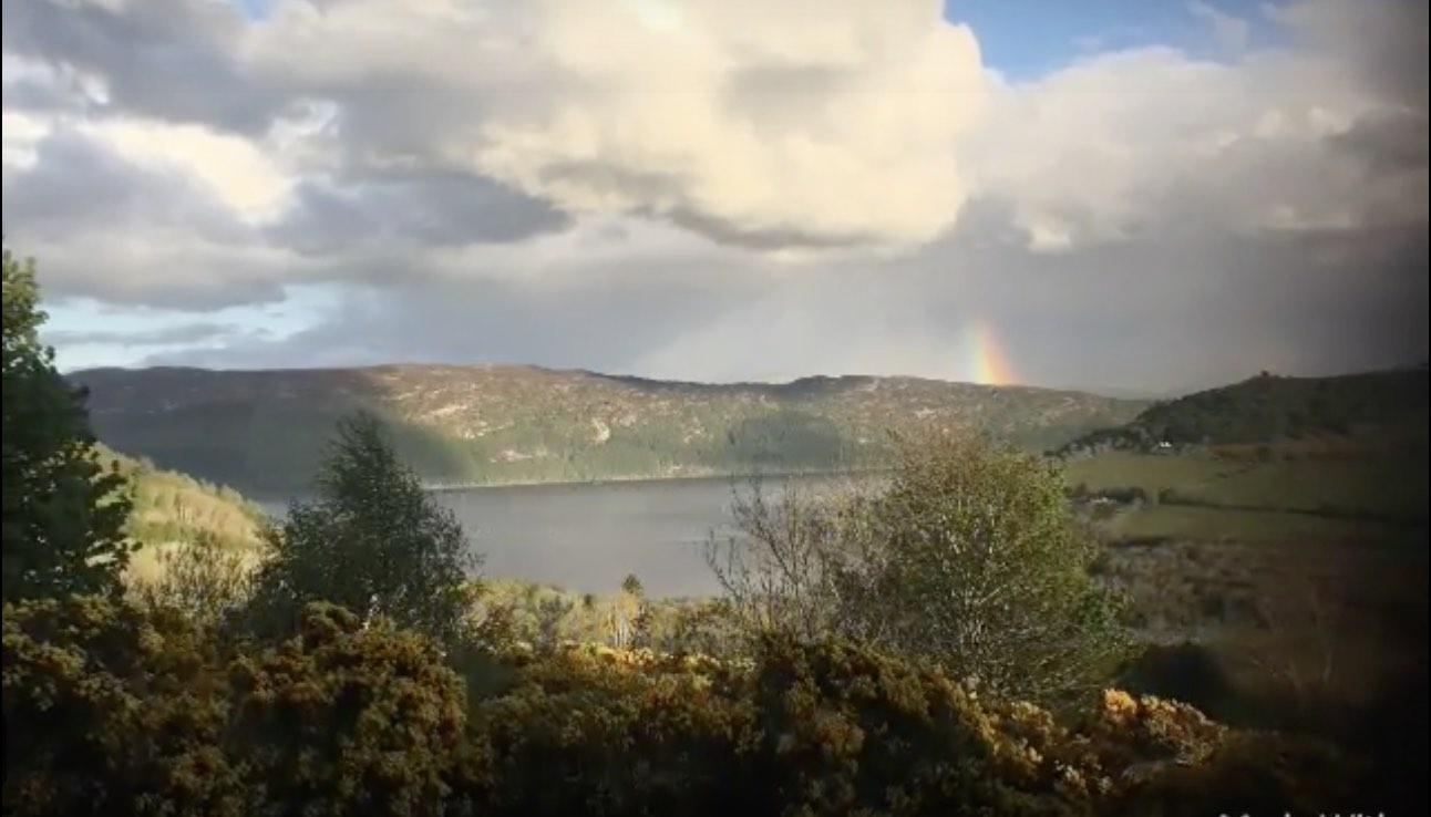 Retreat Location at Loch Ness