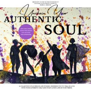 Unchain Your Authentic Soul Book