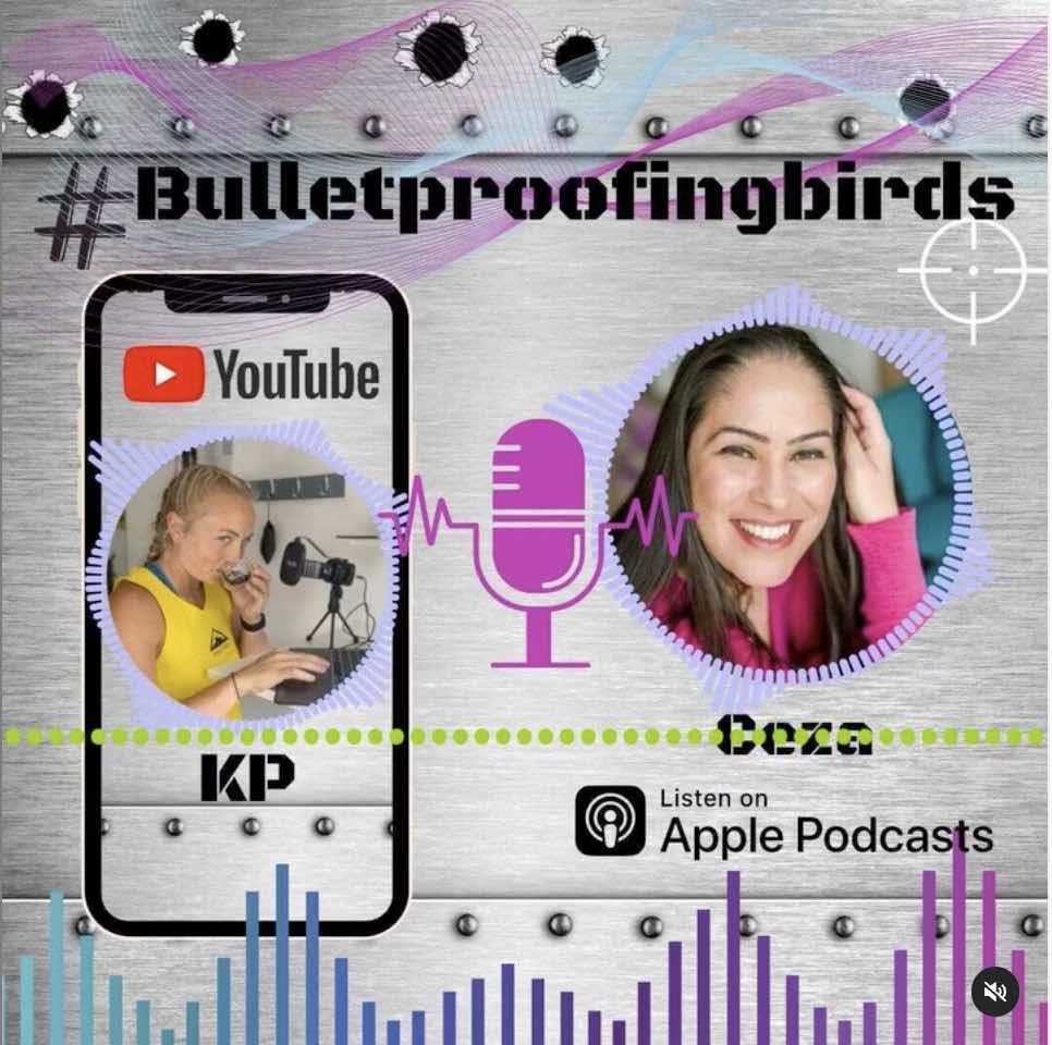 Podcast Bulletproofing Birds