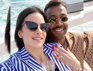 hardik-pandya-engaged-to-serbian-actress-natasa-stankovic-entertainments-saga