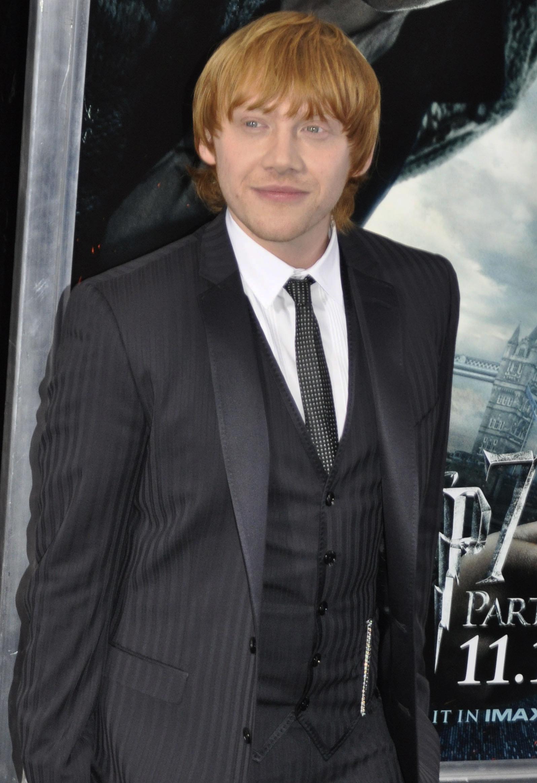 Rupert-Grint-father-ron-wesaeley-Nov-2010-harry-potter-entertainment-saga