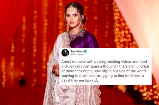 sania-mirza-tweet-about-food-entertainments-saga-news-18