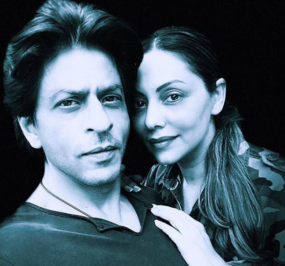 shah-rukh-khan-and-gauri-khan-srk-and-his-wife-instagram
